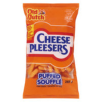 Old Dutch - Cheese Pleesers Corn Snack