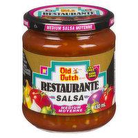 Old Dutch - Restaurante Medium - Salsa