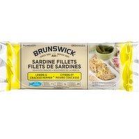 Brunswick - Lemon & Pepper Seafood Snacks