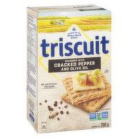 Christie - Triscuit Crackers Cracked Pepper, 200 Gram
