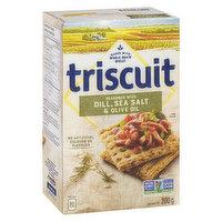 Christie - Triscuit Crackers Dill Sea Salt & Olive Oil, 200 Gram
