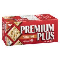 Christie - Premium Plus Crackers - Salted, 450 Gram