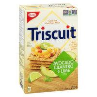 Christie - Triscuit Crackers - Avocado, Cilantro & Lime, 200 Gram