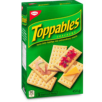 Christie - Toppable Crackers