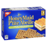 Christie - Honey Maid Graham Wafers - Low Fat