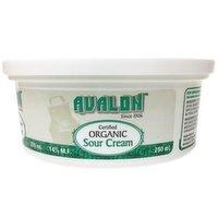 Organic sour cream made locally in BC. It's creamy and farm fresh. 14% milk fat.