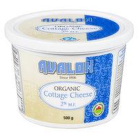 Avalon Avalon - Organic Cottage Cheese 2% M.F., 500 Gram