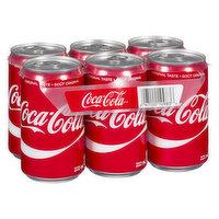 Coca Cola - Coke Classic, 6 Each