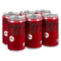 Coca Cola Coca Cola - Zero Coke, 6 Each