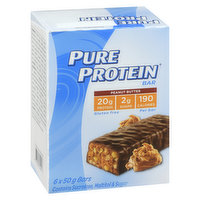 Pure Protein - Chocolate Peanut Butter Bars
