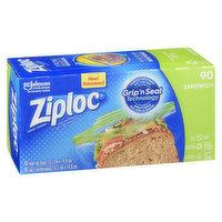 Ziploc - Sandwich Bags, Easy Open Tabs