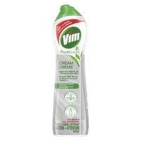 Vim - Cream Cleaner with Bleach