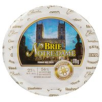 Notre Dame - Cheese - Brie