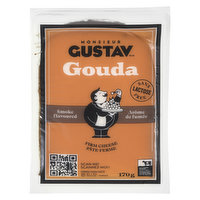 Monsieur Gustav - Smoked Gouda