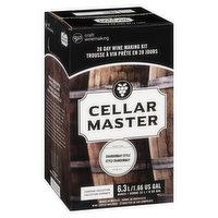Cellar Master - 28 Day Wine Kit - Chardonnay, 6.3 Litre