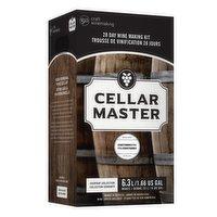 Cellar Master - 28 Day Wine Kit - Gewurztraminer, 1 Each