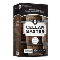 Cellar Master - 28 Day Wine Kit - Merlot, 1 Each