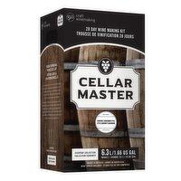 Cellar Mster - Cabernet Sauvignon Wine Kit, 1 Each
