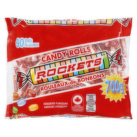 Regal - Rockets Candy Rolls, 90 Each