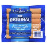 Maple Lodge Farms - Original Chicken Wieners, 12 Each