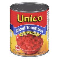 Unico - Diced Tomatoes No Salt Added