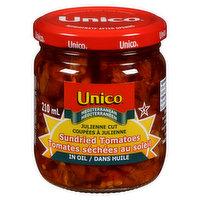 Unico Unico - Mediterranean Julienne Cut Sundried Tomatoes, 210 Millilitre