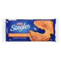 Kraft - Cheese Singles - 22 Slices