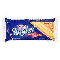 Kraft - Cheese Singles - 28 Thick Slices