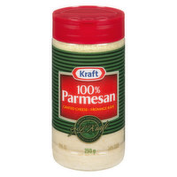 Kraft - Grated Parmesan Cheese