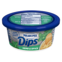 1/2 the Fat of the Leading Sour Cream Dip.
