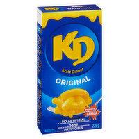 Kraft Dinner - Macaroni & Cheese - Original, 225 Gram