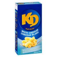 Kraft Dinner - Macaroni & Cheese - White Cheddar
