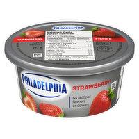 Kraft Philadelphia - Spreadable Cream Cheese - Strawberry
