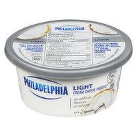 Kraft Philadelphia - Spreadable Cream Cheese - Light, 227 Gram