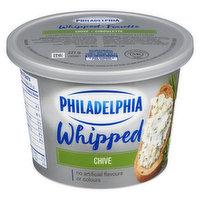 Kraft Philadelphia - Whipped Cream Cheese - Chive, 227 Gram