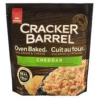 Cracker Barrel - Cracker Barrell Mac Cheese Shrp Chddr