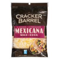 Cracker Barrel - Cheese Mexicana Shred