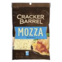 Cracker Barrel - Shredded Cheese - Mozza, 320 Gram