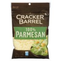 Cracker Barrel - Parmesan Shredded Cheese, 250 Gram