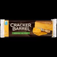 Cracker Barrel - Cheese - Medium Cheddar, 820 Gram