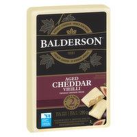 Balderson Balderson - Royal Canadian White Cheddar, 280 Gram