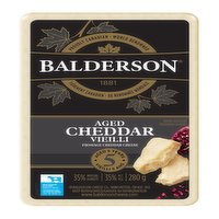 Balderson - Cheese - Canadian Heritage Cheddar 5 Years Old