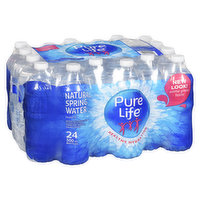 Nestle - Pure Life Natural Spring Water, 24 Each