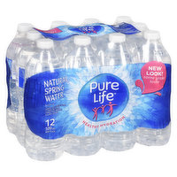 Nestle - Pure Life Spring Water