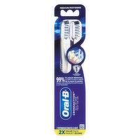 Oral B Oral B - Pro Health Toothbrush Medium Twin Pack, 2 Each