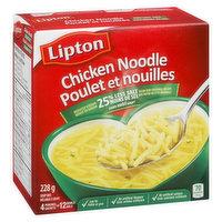 Lipton - Chicken Noodle Soup, 228 Gram
