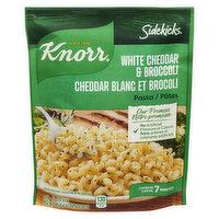 Knorr Sidekicks - White Cheddar & Broccoli Pasta