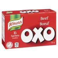 Knorr - OXO Beef Sachets