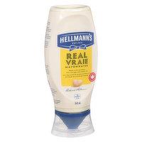 Hellmann's Hellmann's - Real Mayonnaise, 340 Millilitre