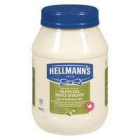 Hellmann's - Mayonnaise Olive Oil, 890 Millilitre